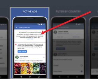 Spy on your Competition's Facebook Ads: Screenshot!